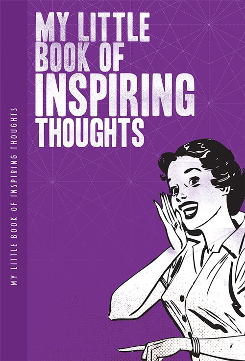 My Little Book Of Inspiring Notes XL Notebook