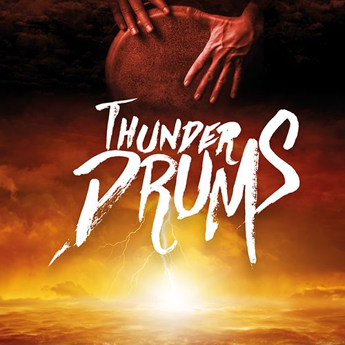 Thunder Drums Music CD